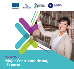 mujer exporta