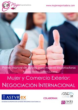 Asturex - Portada Negociación Internacional